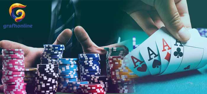 4 Taktik Agar Menang Judi Poker Online.